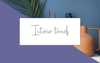 Interior Design Trends – 2019