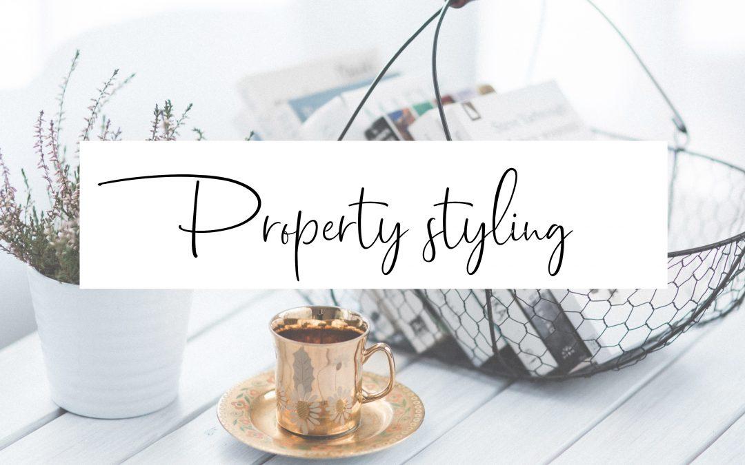 Property Styling Process