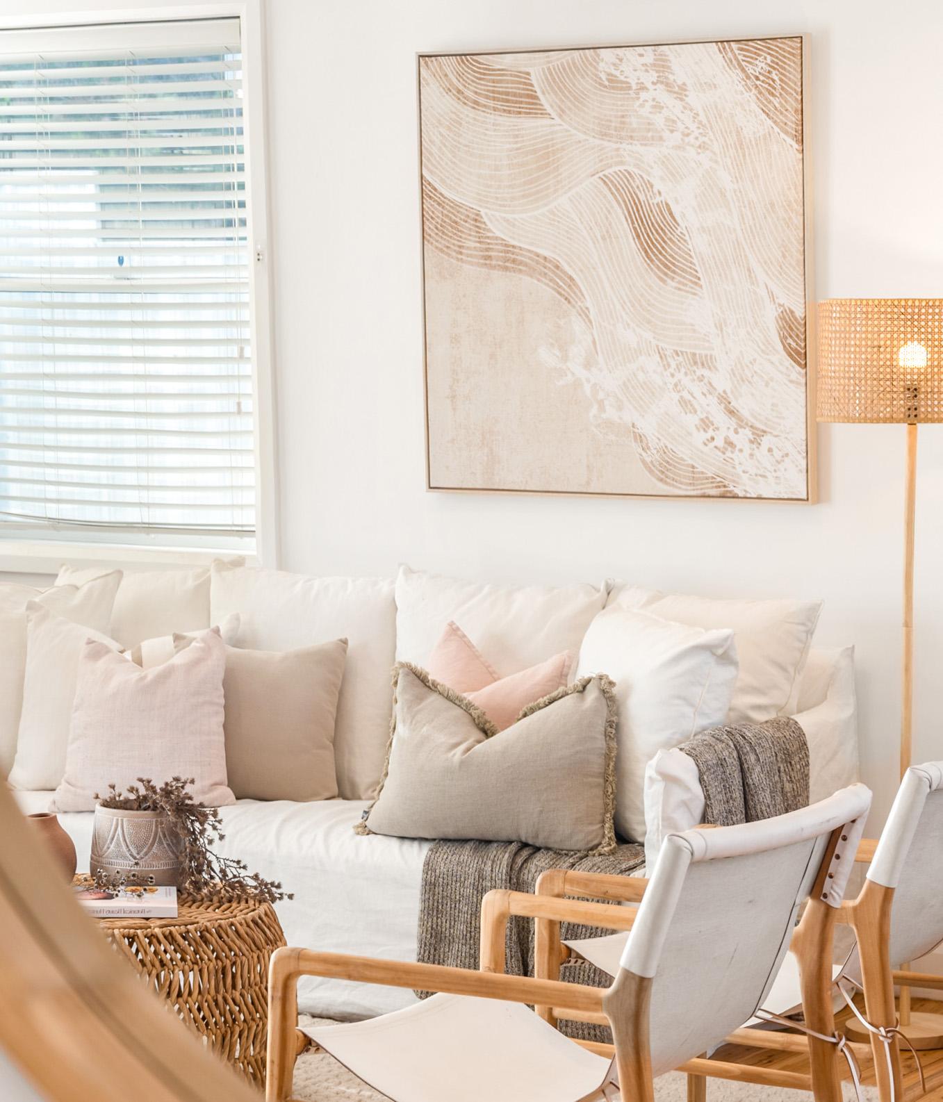 Styled lounge